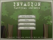 Invasion Tactical Defense