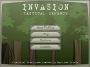 Invasion Tactical Defense