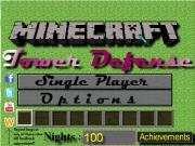 Minecraft Tower Defense