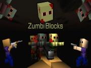 Minecraft Zumbi Blocks 3D